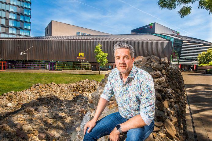 Johan de Jong, directeur van poppodium Metropool.