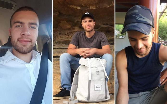 Les proches de Dorian ont diffusé ces photos sur les réseaux sociaux