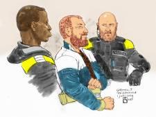Tramschutter Gökmen Tanis verwondt opnieuw gevangenismedewerker