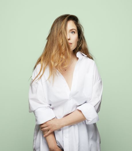 Actrice Sanne Vogel: 'Soms drink ik een beetje te veel, dan een paar weken niet'