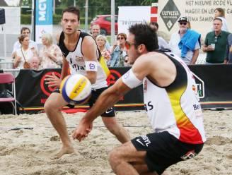 """Louis en Gilles Vandecaveye zorgen voor sensatie in Haacht: """"We begonnen aan de beachfinale zonder  hoge verwachtingen"""""""