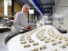 Al meer dan een eeuw produceert dit bedrijf uit Roosendaal grote hoeveelheden snoepgoed