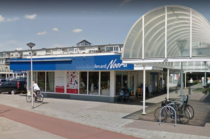 De christelijke kringloopwinkel Hart voor Noord in Zwijndrecht.