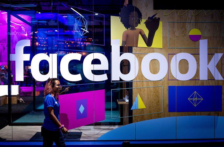 Of en hoe Facebook, een van de grootste advertentienetwerken ter wereld, van plan is geld te gaan verdienen aan podcasts is nog niet bekend. Beeld AP
