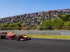 NS: Spoor Zandvoort kan drukte Formule 1 niet aan