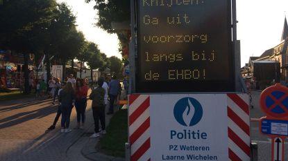 Knijtenalarm tijdens Potjesmarkt geen reden om thuis te blijven: EHBO-stand ongebruikt