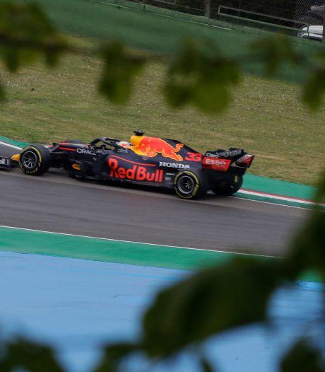 Max Verstappen dompte Lewis Hamilton et le GP d'Emilie-Romagne