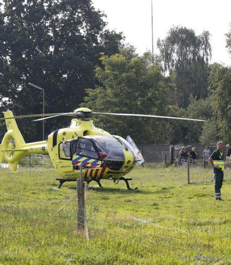 Grote verslagenheid in Oldebroek na dodelijk ongeval Classic Demo Race