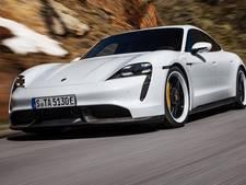 Porsche Taycan komt 127 kilometer minder ver in de VS dan in Europa