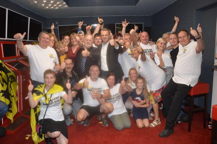 Vlaams Belang is voortaan de grootste partij in Denderleeuw.