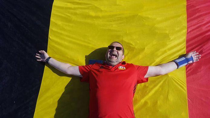 Erik Reynaerts was gek op voetbal en stak al zijn energie in de supportersclub voor de Rode Duivels. Hij overleed in juni in Toulouse, vlak na een wedstrijd van de Belgen tijdens het EK in Frankrijk.