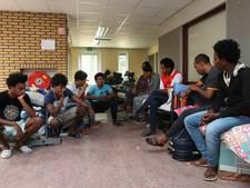 Tientallen asielzoekerscentra dicht door forse afname vluchtelingen