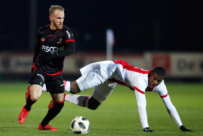 Jason Bourdouxhe speelde de afgelopen twee seizoenen bij Helmond Sport.