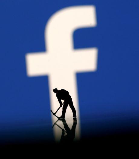 Facebook in een klap tientallen miljarden dollars minder waard
