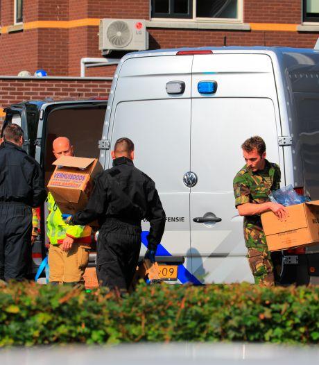 Explosievenexpert over 500 kilo vuurwerk bij woningbrand Harderwijk: 'Had een zeer ernstige ontploffing kunnen zijn'
