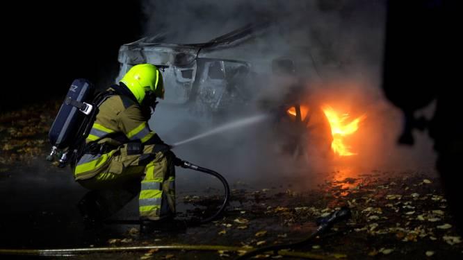 Geparkeerde auto uitgebrand in Wijchen