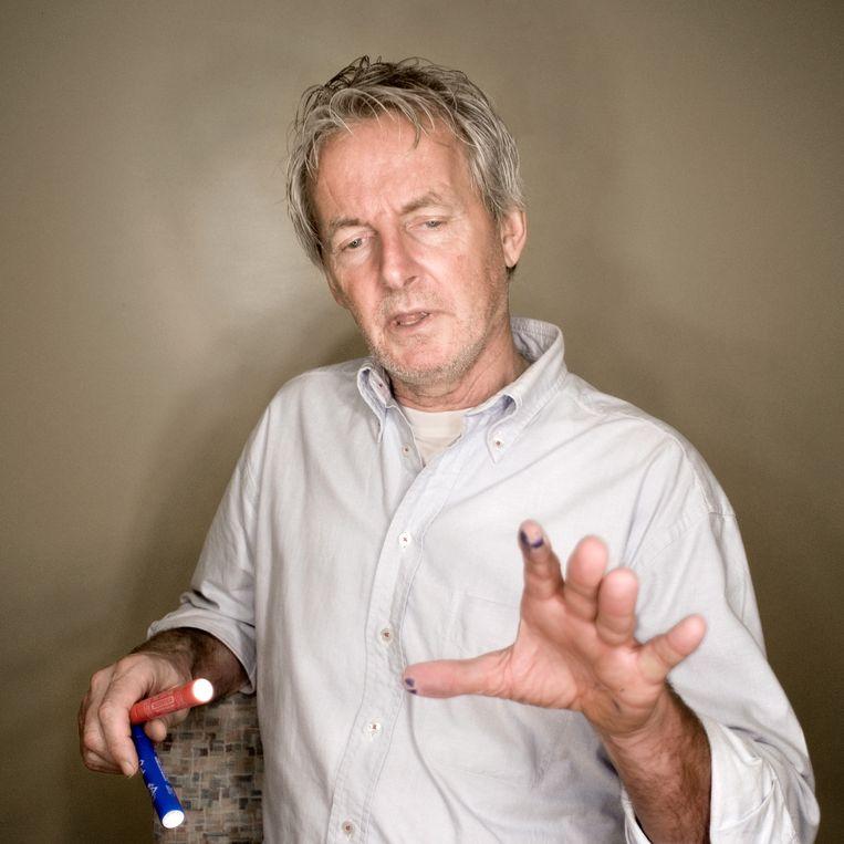 Bouke de Boer: 'De kerngedachte is: probeer altijd zelf verantwoordelijkheid te nemen, ga daar staan waar je kan staan.' Beeld Mike Roelofs