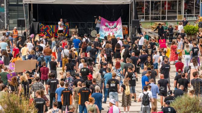 Organisatie Unmute Us verwacht 5000 deelnemers bij demonstratie in Eindhoven