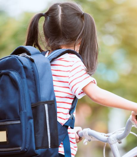 Op welke leeftijd kan mijn kind zelfstandig naar school fietsen?