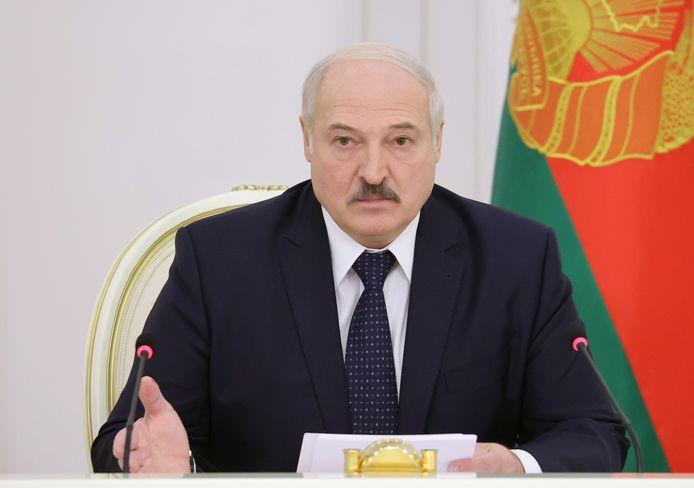 Alexander Loekasjenko.