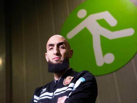 El Badey van Futsal Apeldoorn naar Groene Ster