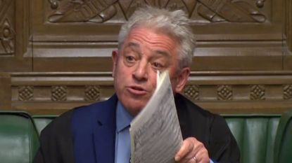 Constitutionele crisis in Verenigd Koninkrijk: May mag zelfde brexitdeal niet meer voorleggen aan parlement