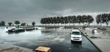 Truckers vaker in de fout in centrum Duiven: 'Even wat te eten halen'
