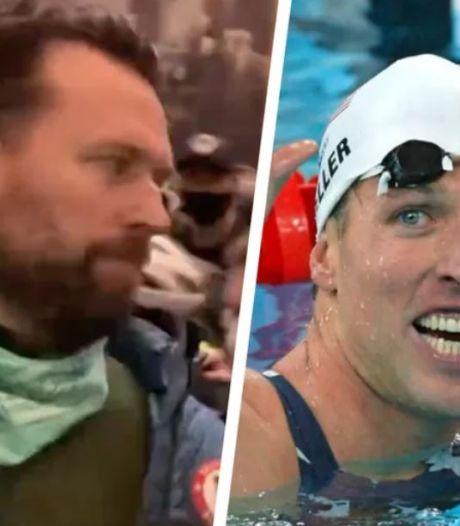 Le champion américain de natation Klete Keller admet avoir participé à l'assaut du Capitole