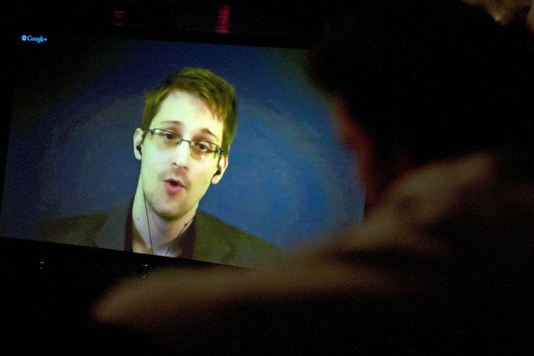 Snowden. Beeld null