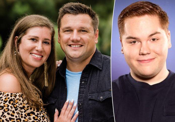 REALITYCHECK. Ons Delphine en Bert uit 'Temptation Island: Love or Leave' en 'Big Brother'-deelnemer Matt.