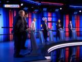 Broek van politicus zakt af tijdens debat