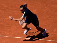 """Medvedev décroche sa première victoire à Roland-Garros: """"Je me sens presque comme sur dur"""""""
