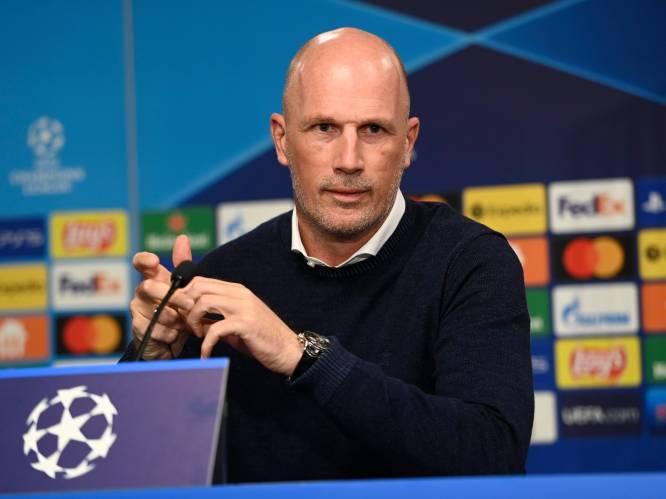 """Philippe Clement: """"Willen minstens drie keer stunten"""" - Vanaken: """"Kunnen elke ploeg pijn doen"""""""