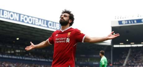 Salah verkozen tot 'Speler van het Jaar' in de Premier League