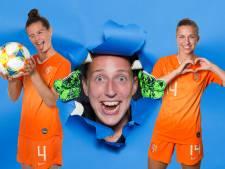 Deze 23 Leeuwinnen moeten Oranje aan de wereldtitel helpen