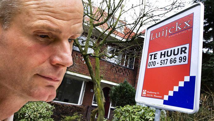 Woonminister Stef Blok loodste de wet dinsdag door de Kamer