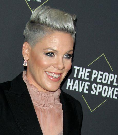 Pink herschreef testament na coronabesmetting: 'Ik was er zo erg aan toe'