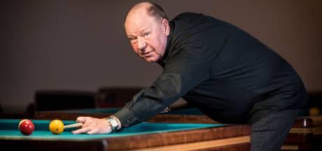 Osse biljarter Arie Weijenburg (65) overleden