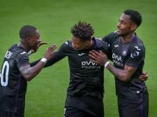 Anderlecht in topper slotfase langs Antwerp