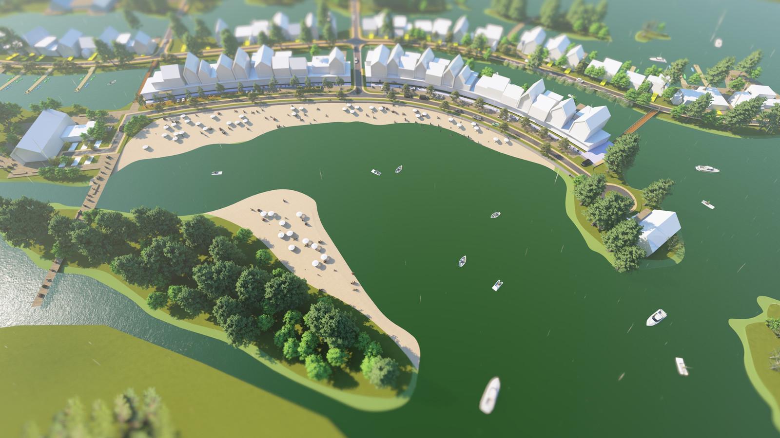 Impressie van Waterpark Veerse Meer.