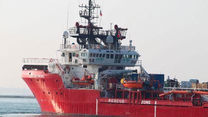 Ocean Viking redt 84 mensen voor de kust van Libië