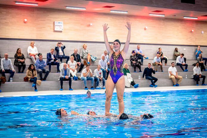 Opening Aquapelle Capelle aan den IJssel