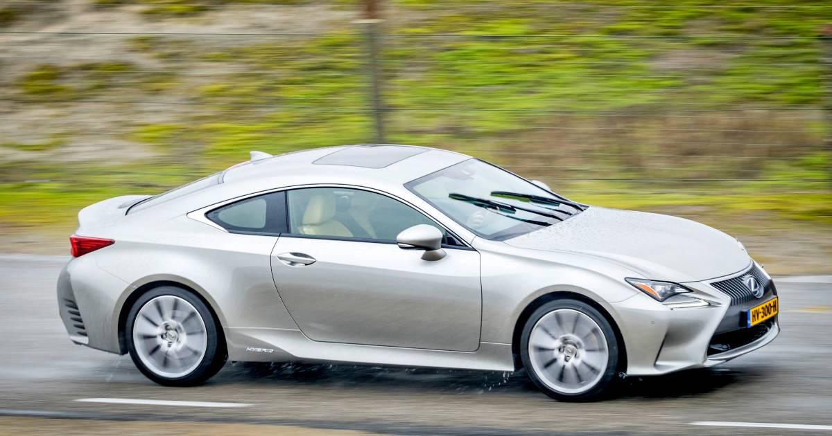 Almelose autodealer wil 'koper' die dure Lexus niet betaalde laten gijzelen - Tubantia