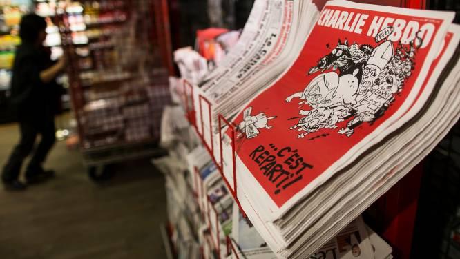 Charlie Hebdo schenkt 4,3 miljoen aan slachtoffers terreur