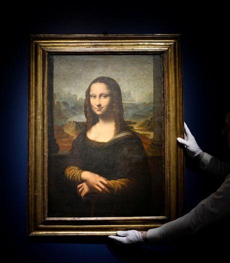 Une copie célèbre de la Joconde adjugée 2,9 millions d'euros chez Christie's