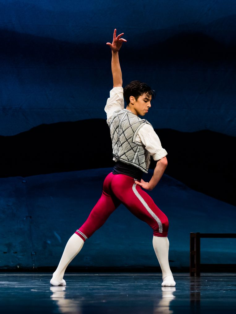 Het Nationale Ballet - Don Quichot   Beeld Altin Kaftira