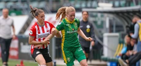 Nieuwe opzet eredivisie voor voetbalsters zonder play-offs