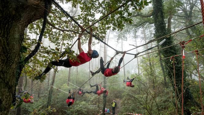 Compacte survival beperkt zich dit jaar tot Needse Berg, 'Douchen doen we wel thuis!'