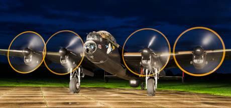 Veldhovens hart gaat sneller kloppen van Just Jane; deze oude Britse bommenwerper 'moet weer gaan vliegen'