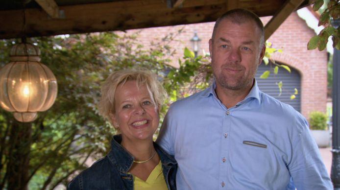 Stef en Ingrid hebben via het RTL-programma 'Voor Hetzelfde Geld' hun droomhuis gevonden.